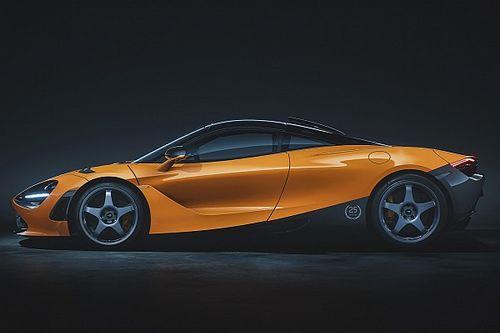 McLaren cria modelo especial em homenagem aos 25 anos da vitória em Le Mans avaliada em R$ 1,7mi