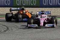 ライバルはマクラーレン? レーシングポイントのペレス「結果は乗り手の力量次第」