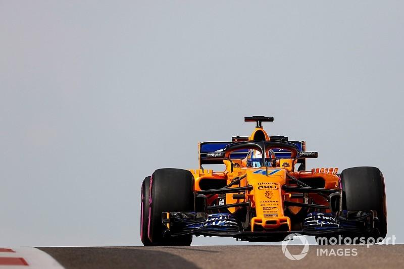 McLaren made
