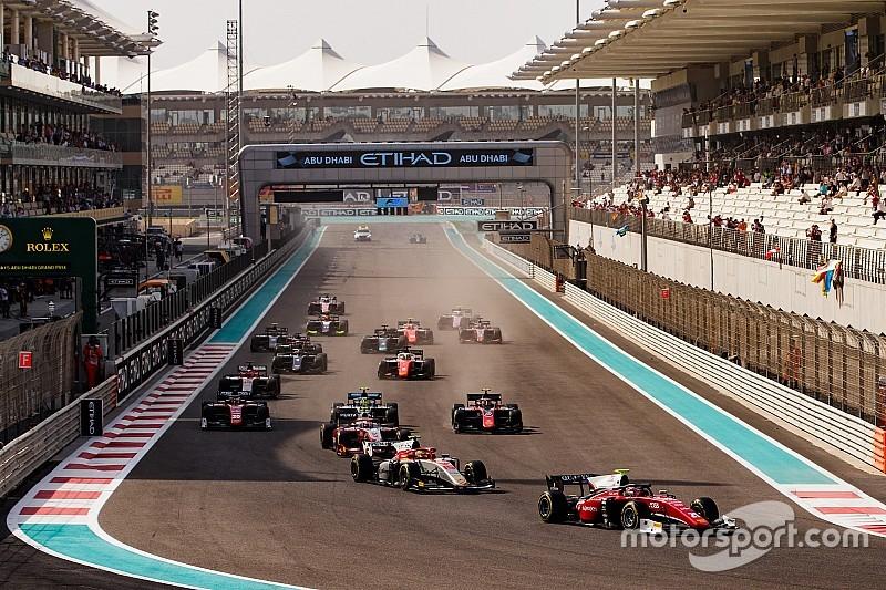 Les calendriers FIA F2 et FIA F3 dévoilés pour 2019