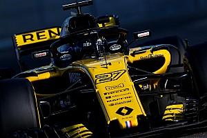 Hulkenberg pide a Renault ser ambiciosos en sus objetivos para 2019