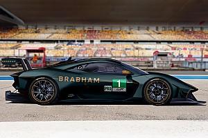 Компанія Brabham виставить новий суперкар для участі в Ле-Мані
