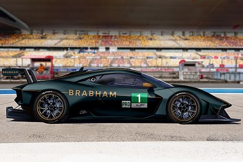 Brabham verkündet WEC- und Le-Mans-Programm für Saison 2021/22