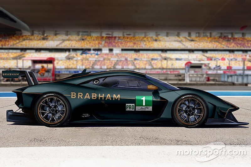 Brabham planning WEC GTE Pro entry in 2021/22