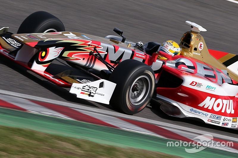 Why Honda's best F1 hope won't be leaving Japan