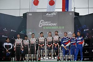 Şanghay WEC: #7 Toyota kazandı, Alonso ve Button podyumda buluştu!