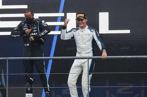 Tekanan Lewis Hamilton Akan Membuat George Russell Matang