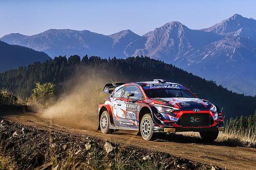 Five Hyundai WRC entries set for Rally Spain as Solans replaces Loubet