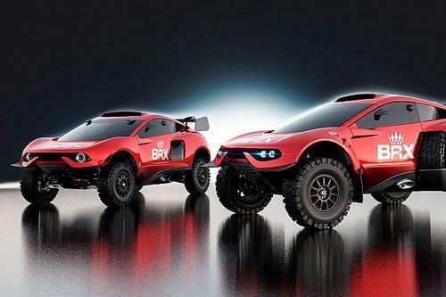 Dakar: ecco l'Hunter T1+ aggiornato da Prodrive