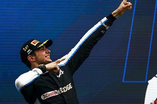 Ocon é o 111º piloto diferente a vencer na F1; veja lista completa