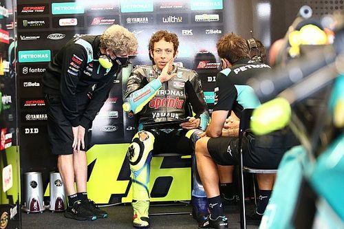 """Rossi: """"Lo difícil es mantenerme concentrado con todo lo que tengo alrededor"""""""