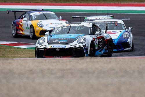 La Carrera Cup Italia mette la quarta a Vallelunga con Giardelli leader e 32 iscritti
