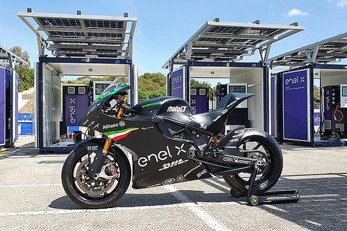 MotoE: Enel X y JuiceRoll Race Edition revolucionan las recargas