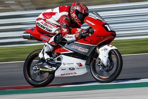Paruh Kedua CEV Moto3 2021, Mario Aji Bakal Libas Aragon