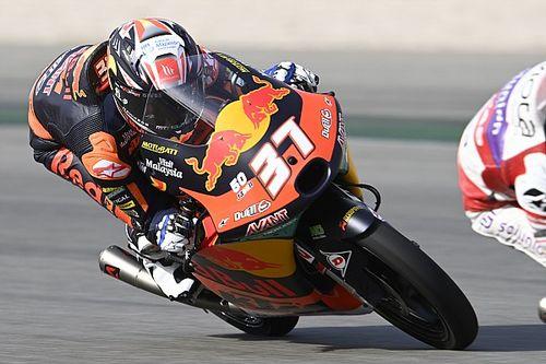 Hasil FP2 Moto3 Jerman: Acosta Bersinar, Rider Indonesian Racing ke Q2