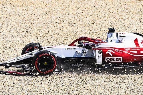 Räikkönent saját fia hozta kellemetlen helyzetbe