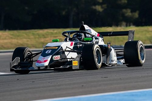 Regional, Paul Ricard, Day 1: Saucy e Hadjar al millesimo