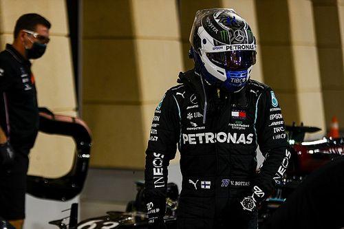Bottas: mi calificación en Sakhir no fue de las mejores en F1