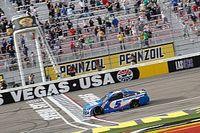 NASCAR: Larson domina e vence primeira corrida após retorno de suspensão
