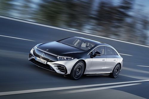 La Mercedes EQS se révèle enfin!