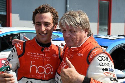TCR DSG: Dionisio e Barri ancora in coppia con l'Audi