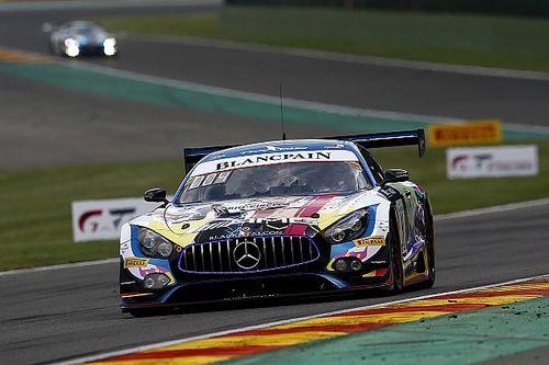 Mercedes wygrał kwalifikacje