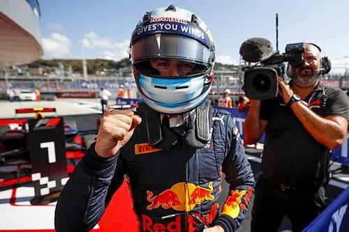 Niente F2 per Vips nel 2020, la Red Bull lo spedisce in Super Formula