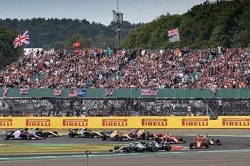 """F1イギリスGPに満員の観客は集まるか? 英国政府、スポーツイベント""""再開""""への指針を発表"""