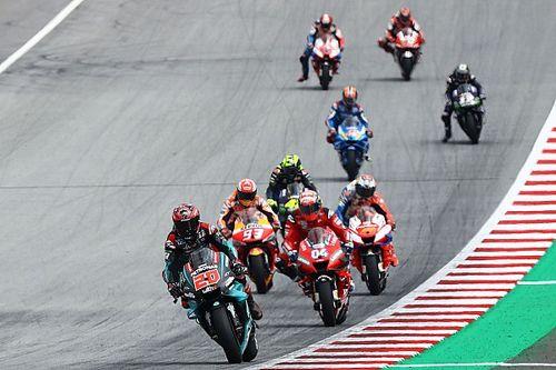 Así es el sistema de puntuación en MotoGP