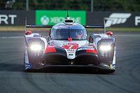 """Toyota, """"decepcionada"""" por no poder exprimir su LMP1"""