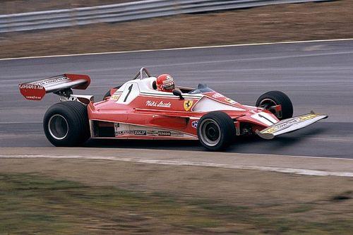 Alle Formel-1-Autos von Niki Lauda
