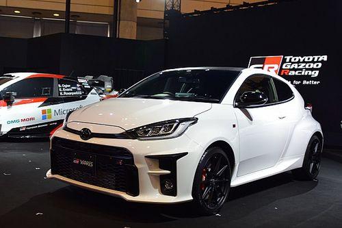 Toyota, 2021 WRC'de GR Yaris'i kullanmayacak