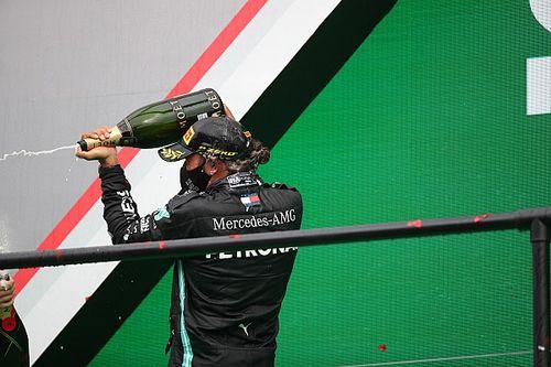RETA FINAL: Recorde de Hamilton, climão de Vettel e Ferrari, futuro de Albon e Russell e primeira volta de Kimi