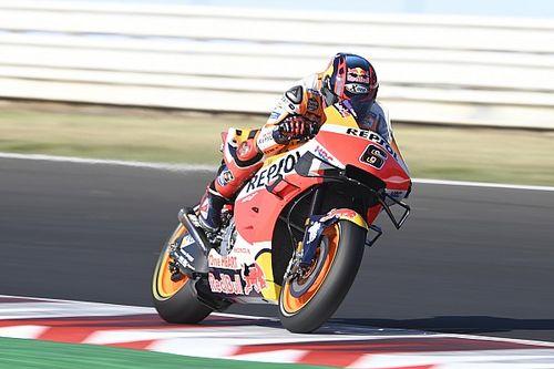 Honda sürücüsü Bradl, ikinci Misano yarışından çekildi