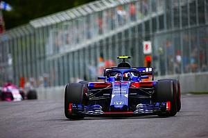 Formule 1 Actualités Gasly salue les gros progrès de l'évolution moteur Honda