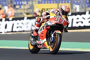 MotoGP Reaktion Honda: Marquez & Pedrosa in Le Mans mit Neuentwicklungen