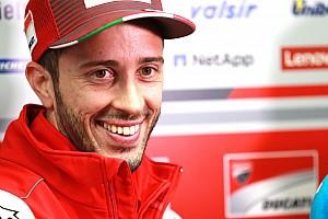 MotoGP Noticias Dovizioso renueva su vínculo con Ducati por dos años