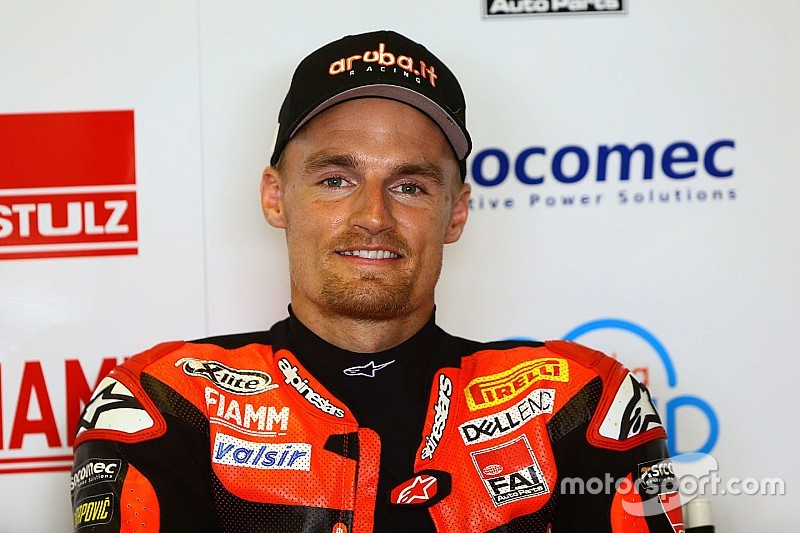 Davies confirmé chez Ducati pour deux saisons supplémentaires
