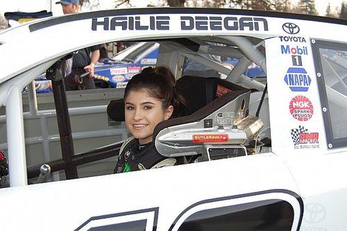 Hailie Deegan: More barriers can be broken in post-Danica era - video