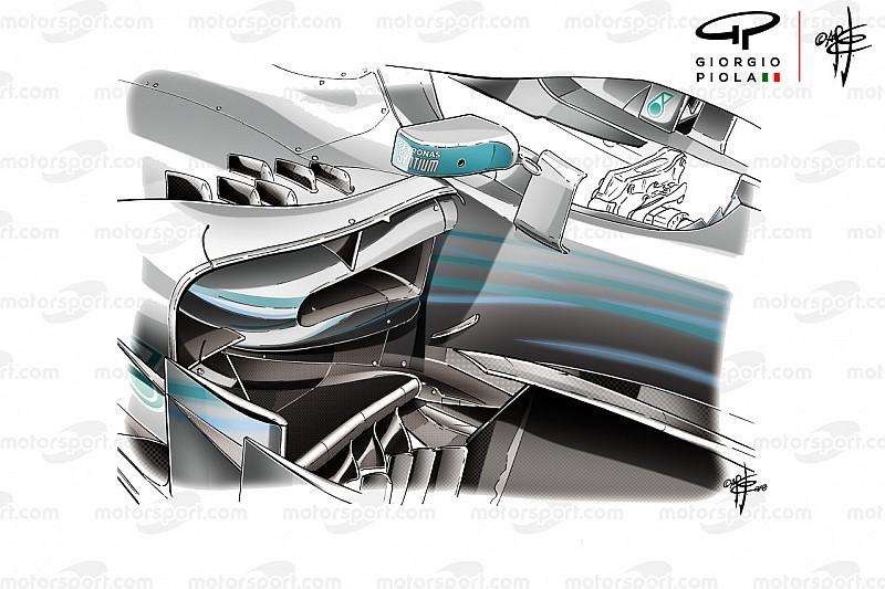 Зміни, які (не) допомогли Mercedes у Монако