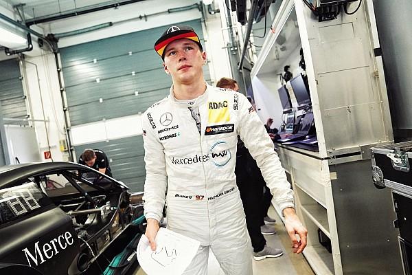 Протеже Mercedes Гюнтер перешел в Формулу 2