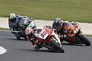 Moto2 ラスト2周、2番手走行中に転倒の中上貴晶「急にギヤが抜けてしまった」