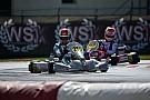 Kart Vidales acaba segundo en la última cita de la WSK Super Master Series