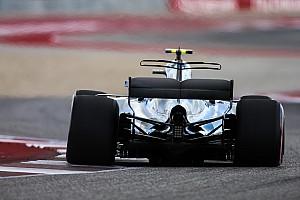 Fórmula 1 Galería GALERÍA TÉCNICA: la actualización del Mercedes W08 durante 2017