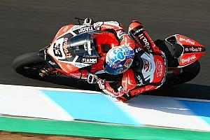 Superbike-WM Qualifyingbericht WSBK Jerez: Melandri auf Pole, Yamaha in Reihe eins