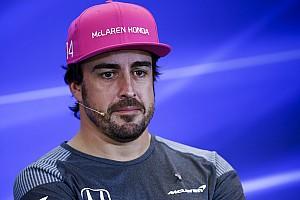 Alonso podría correr en Daytona para prepararse para Le Mans