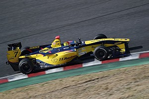 Super Formula Breaking news Fittipaldi could add Super Formula programme to IndyCar/WEC
