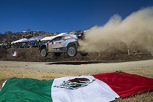 WRC Спеціальна можливість Відео: найкращі моменти другого дня Ралі Мексика