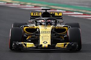 Renault prega investimento gradativo rumo ao topo da F1