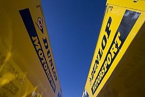 "WEC 速報ニュース ダンロップ、""チームのマシンの完成が遅すぎた""と今季のLMP1復帰を断念"